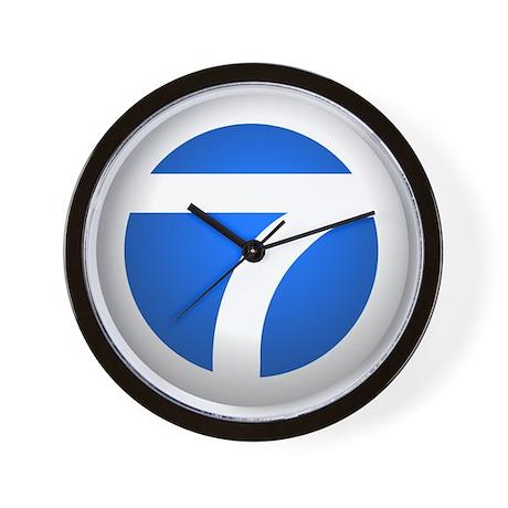 Pronews 7 Wall Clock