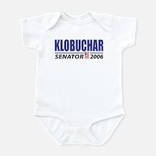Klobuchar 2006 Infant Creeper