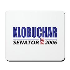 Klobuchar 2006 Mousepad