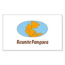 Pangaea Rectangle Decal