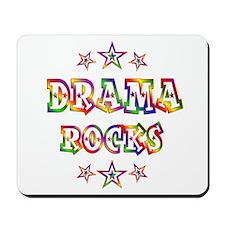 Drama Rocks Mousepad