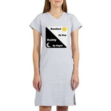 Banker by day Daddy by night Women's Nightshirt