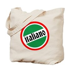 Italiano Tote Bag