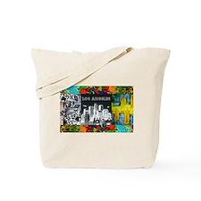 psycho Los Angeles Tote Bag
