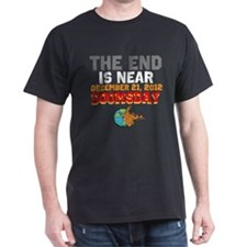 2012 doomsday apocalypse T-Shirt