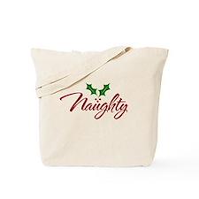 Naughty for Xmas Tote Bag