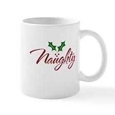Naughty for Xmas Mug