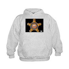 Secret Service Badge Hoodie