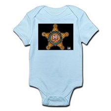 Secret Service Badge Infant Bodysuit