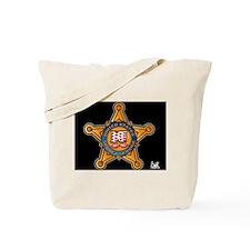 Secret Service Badge Tote Bag