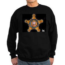 Secret Service Badge Sweatshirt
