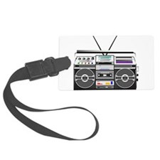 boombox1.png Luggage Tag