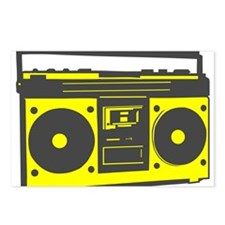 boombox2.png Postcards (Package of 8)