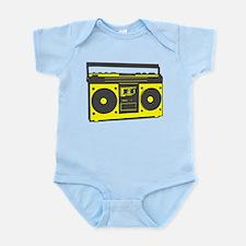 boombox2.png Infant Bodysuit