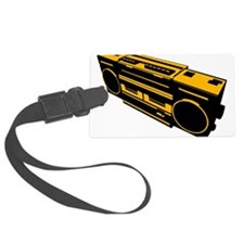 boombox4.png Luggage Tag