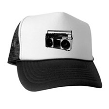 boombox5.png Trucker Hat