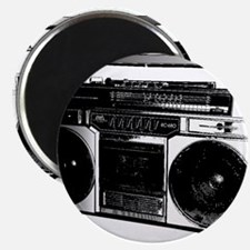 """boombox5.png 2.25"""" Magnet (10 pack)"""