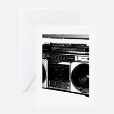 boombox5.png Greeting Card