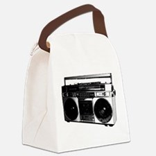 boombox5.png Canvas Lunch Bag