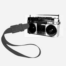 boombox5.png Luggage Tag