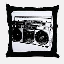 boombox5.png Throw Pillow