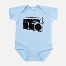 boombox5.png Infant Bodysuit