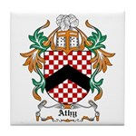 Athy Coat of Arms Tile Coaster