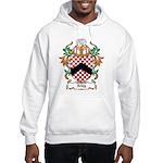 Athy Coat of Arms Hooded Sweatshirt