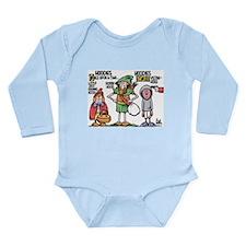 Hoodies Long Sleeve Infant Bodysuit
