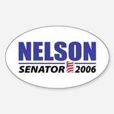 Nelson 2006 Oval Decal