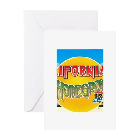 California Homegrowers Association Greeting Cards