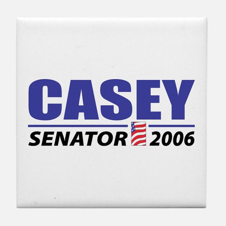 Casey 2006 Tile Coaster