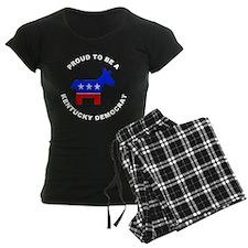 Kentucky Democrat Pride Pajamas