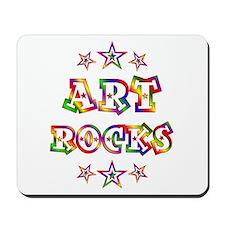 Art Rocks Mousepad