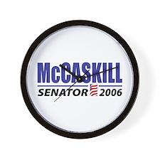 McCaskill 2006 Wall Clock