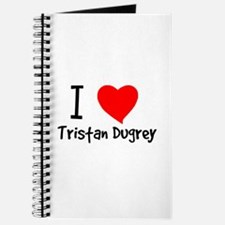 I Heart Tristan Dugrey Journal