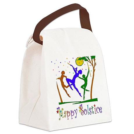 solstice_dancers01.png Canvas Lunch Bag