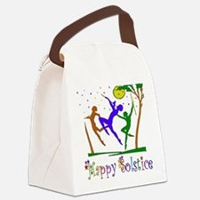 solstice_dancers01.png Canvas Lunch Bag