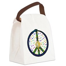 solstice_peace01.png Canvas Lunch Bag