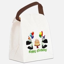 birthday_pandas01.png Canvas Lunch Bag