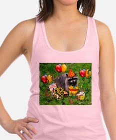 birthday_cards01.png Racerback Tank Top