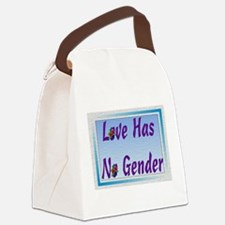Funny Gay marriage Canvas Lunch Bag