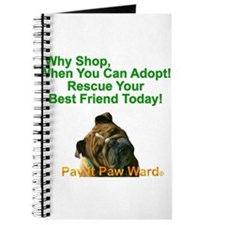 Why Shop when you can Adopt Journal