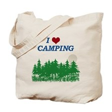 New mexico/ I love camping Tote Bag