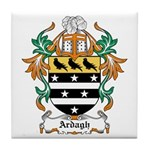 Ardagh Coat of Arms Tile Coaster