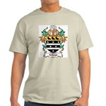 Ardagh Coat of Arms Ash Grey T-Shirt