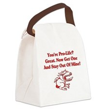 antireligion01.png Canvas Lunch Bag