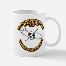 Navy - Rate - MC Mug