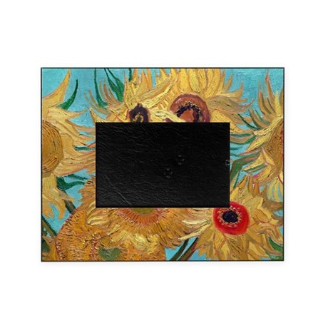 Van Gogh - Sunflowers Picture Frame