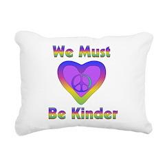 kinder01.png Rectangular Canvas Pillow